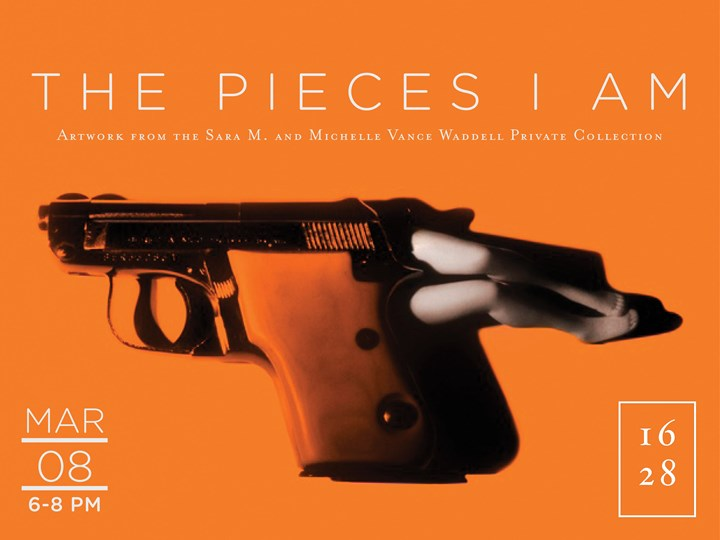The Pieces I Am:  Artwork from the Sara M. and Michelle Vance Waddell Private Collection